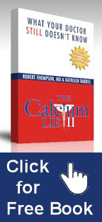 The Calcium Lie II book written by Dr. Thompson